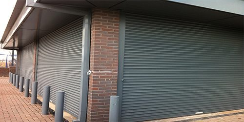 Roller Shutter Home Bargains