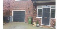 Garage Door Spray Painting Cheshire