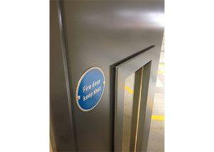 Door Spraying London