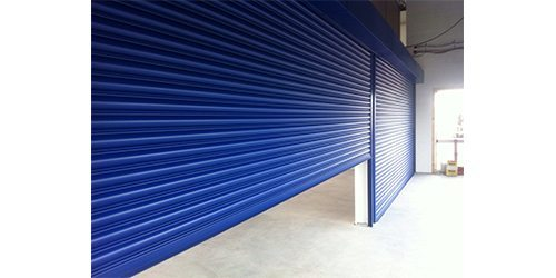 Roller Shutter Spraying Grimsby Wickes