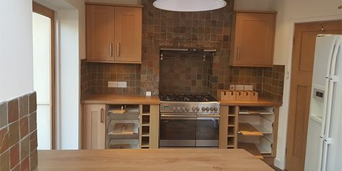 Spray Painting Kitchen Cabinet Manchester